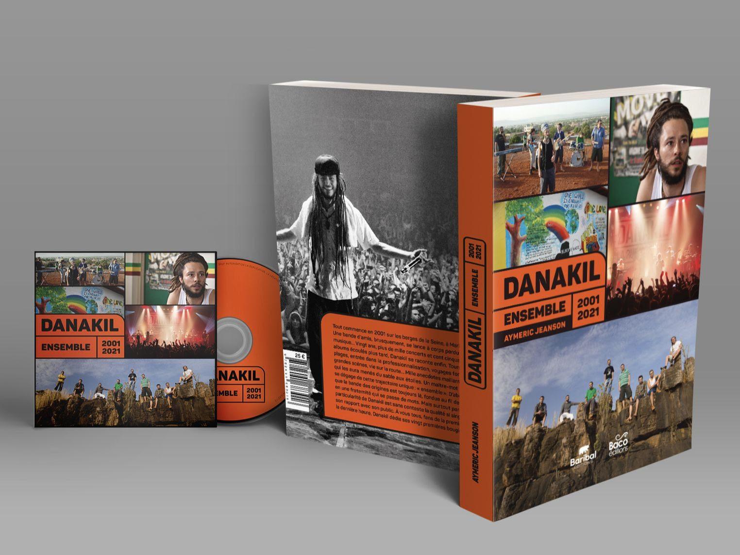 Danakil sort un livre titré : «ENSEMBLE»