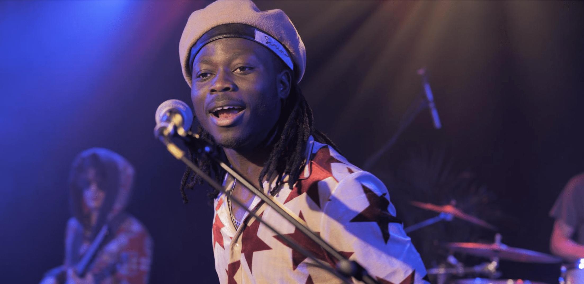 N'famady Kouyaté, multi-instrumentiste guinéen brille au firmament des grandes des scènes